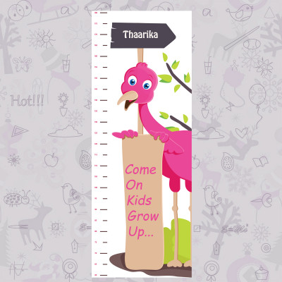 Flamingo Height Chart